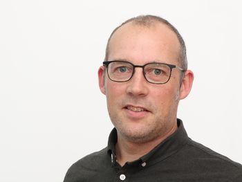 Marius Dolven, prosjektleder i Skagerak Energi.