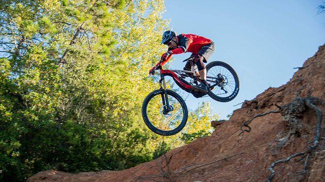 Ducati MIG-RR er en elsykkel.