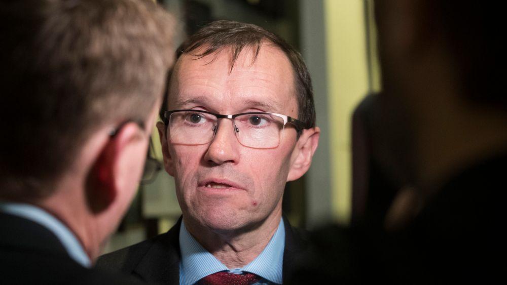Arbeiderpartiets energipolitiske talsperson Espen Barth Eide er saksordfører for Stortingets oppfølging av Equinors skandaliserte USA-satsing.