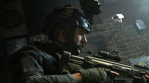 Call of Duty: Modern Warfare har satt ny salgsrekord for serien
