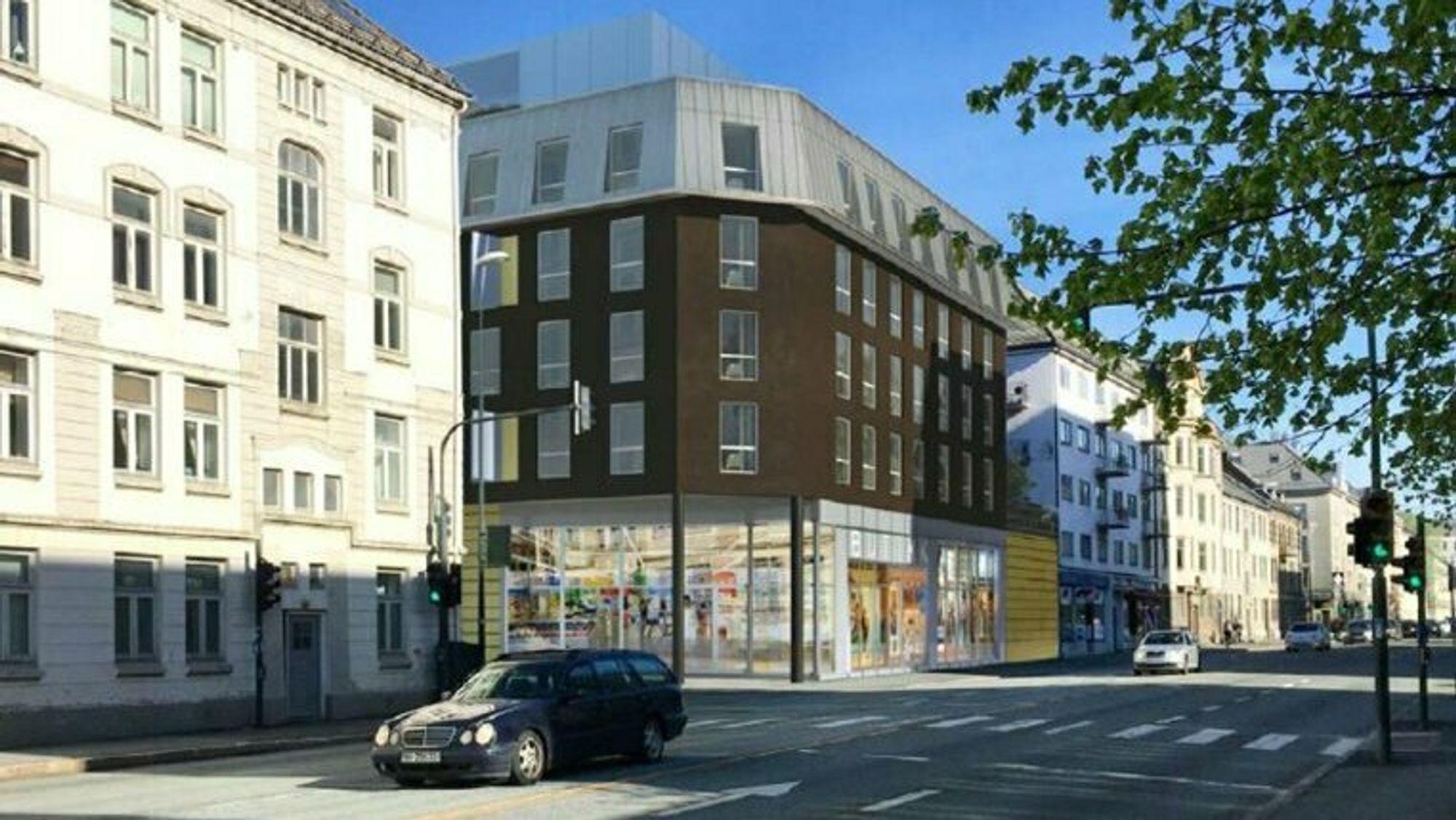 Idea var med å bygge Campus 360 i Trondheim, en fem etasjers studenbolig med 228 hybler. Bygget skal være ferdig 31. mars 2021.