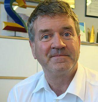 TV 2s berømte tallknuser, Terje Sørensen.