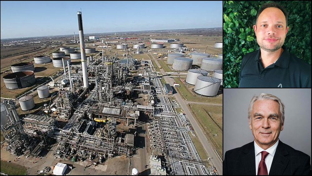 Everfuel skal delta i oppbyggingen av en hydrogenfabrikk ved Shells raffineri i Fredericia. Shell bruker hydrogen i produksjonsprosessen og vil ta unna hoveddelen av produksjonen. Resten skal gå til drivstoff. Jacob Krogsgaard er adm. direktør og hovedeier i Everfuel. Mårten Lunde er adm. direktør i Hydrogenpro, som også satser på store industrianlegg for hydrogen.