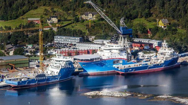 Hundre mister jobben på skipsverftet Havyard