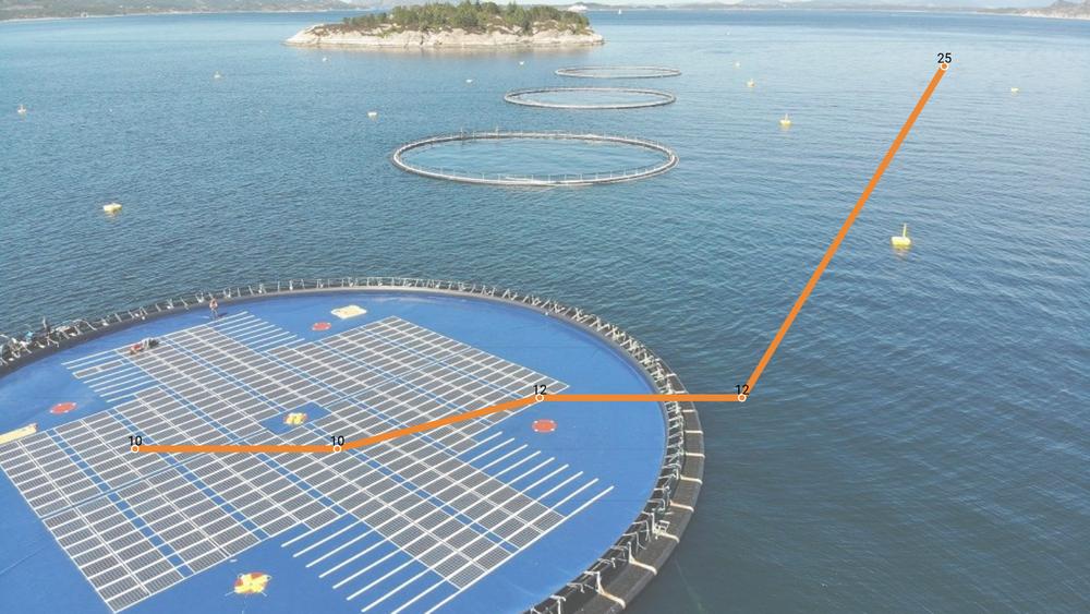 Ocean Sun utvikler teknologi for flytende solceller. De er ett av 13 grønne selskaper som har gått på børs hittil i år. Totalt har Oslo Børs 25 selskaper i grønn kategori.