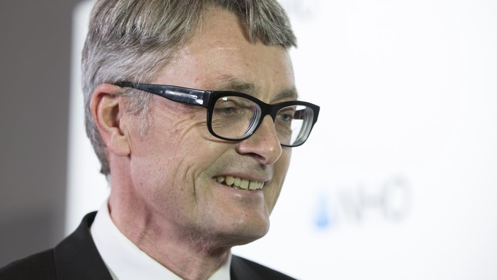 Aker-sjef Øyvind Eriksen ser på muligheter for å bygge anlegg for produksjon og lagring av hydrogen.
