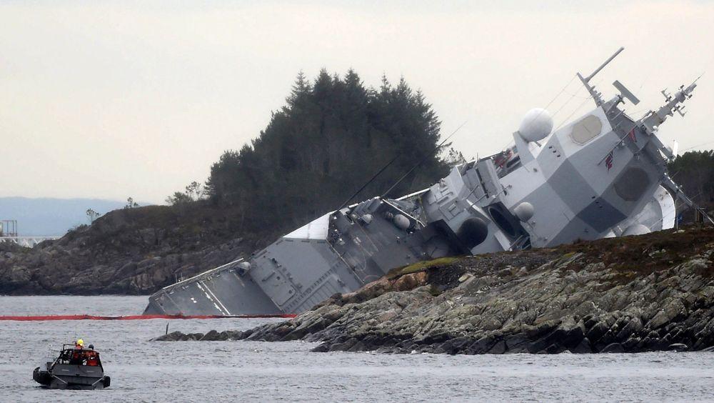 Søndag er det to år siden fregatten KNM Helge Ingstad kolliderte med en tankbåt ved Stureterminalen i Øygarden.