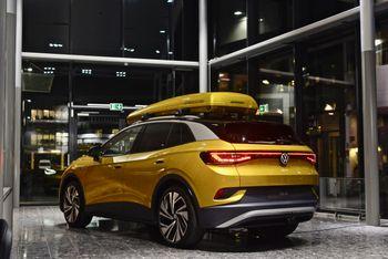 Volkswagen ID.4 konkurrerer om noen av de samme kundene som Ford retter seg mot.