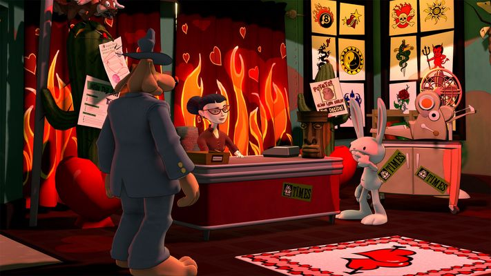 Sam & Max Save the World