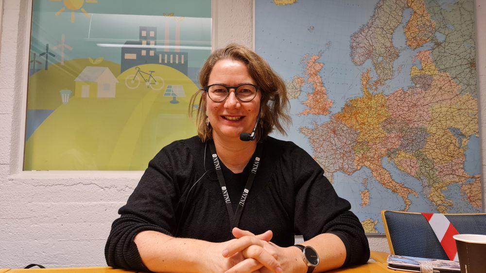 Ann Mari Svensson er professor ved NTNUs Institutt for materialteknologi.
