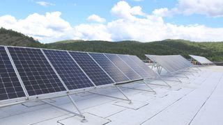 Fornybar energi vokser i rekordfart tross pandemien