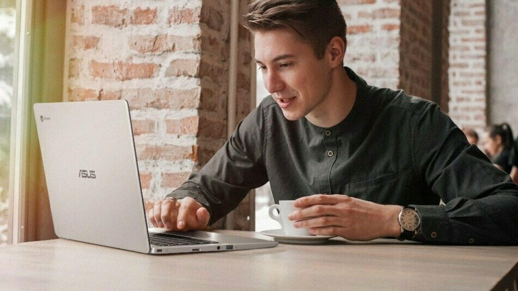 BRANDSTORY: Chromebook har endret vår dataverden