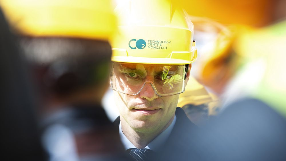 Tidligere olje-og energiminister Ola Borten Moe (Sp) blir plattformsjef for Draugen.