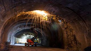 Trenger mer tid: Først i 2030 kan alle veitunnelene være oppgradert