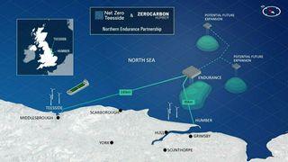 Equinor er med i nytt partnerskap som kan kutte britiske industriutslipp i to