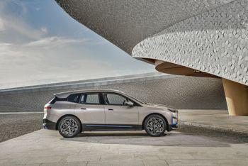 BMW iX.