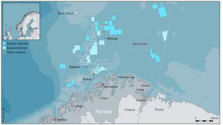 Ett steg nærmere neste oljeutbygging i nord