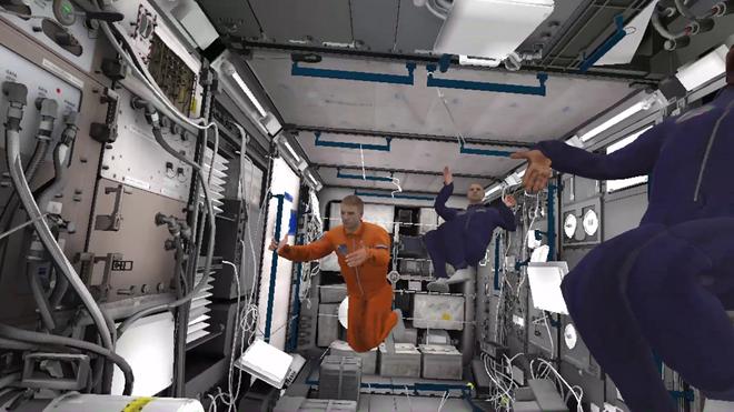 Når Nasa skal trene astronauter, henter de teknologi fra Stavanger