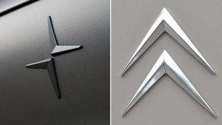Ny smell for Polestar: Logoen er for likCitroëns, og forbys