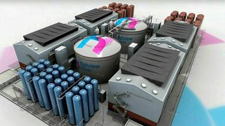Britisk kuldebatteri skal lagre 250 MWh