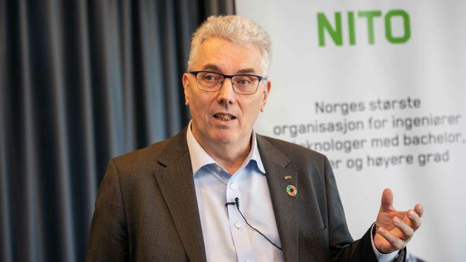 Nito varsler ingeniørstreik: Disse bedriftene kan bli tatt ut