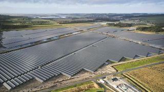 Klart for Nord-Europas største solcelleanlegg – men strømnettet kan hindre videre utbygging