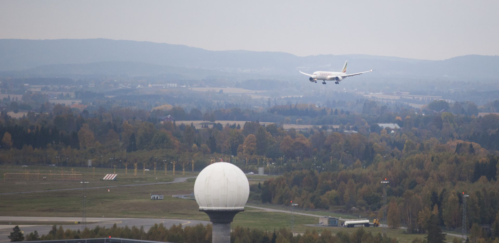 ANNONSE: Bygger opp kompetanse for å videreutvikle norsk luftfartsteknologi