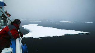 Issmelting overrasker forskerne: De verste scenarioene i klimamodellene har blitt verre