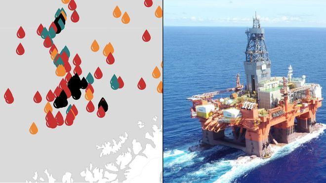 Lundin håpet på 250 millioner fat olje og gass – men fant ingenting