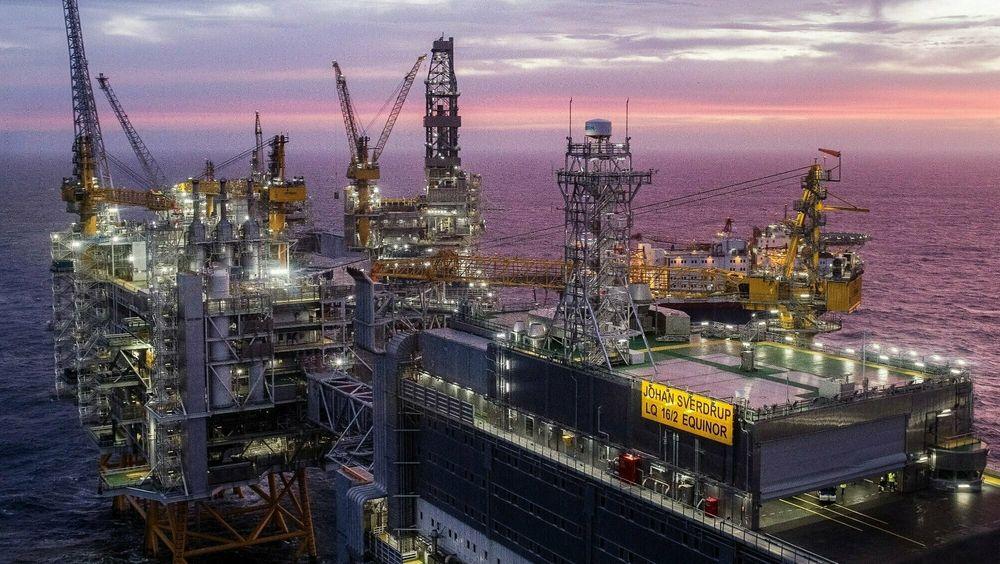 Olje- og gassfeltet Johan Sverdrup er Equinor og den norske regjeringens flaggskip. I januar 2020 åpnet feltet, som ligger på Utsirahøyden i den midtre delen av Nordsjøen