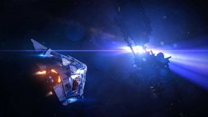 Elite Dangerous er gratis i Epic Games Store