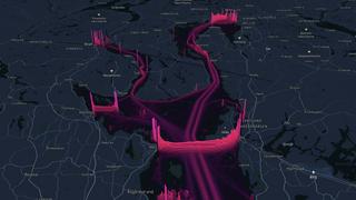 Havdataplattform samler store mengder data om havet: Skal vise støy og utslipp fra skip