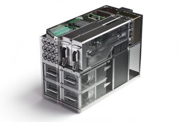Datamaskinen som CS-1-brikken er bygget inn i.