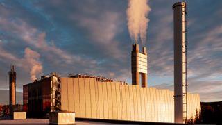 Tilbyr å ta halve regningen for CO2-fangst fra avfallsforbrenning