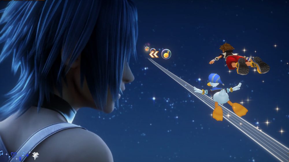ANMELDELSE: Kingdom Hearts: Melody of Memory