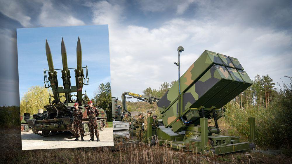 Det ungarske forsvaret skal erstatte sine 2K12 Kub fra 1976 med Nasams i 2023.