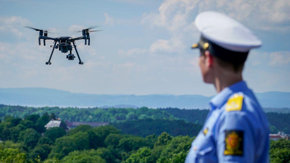 Tre politidistrikter har deltatt i et pilotprosjekt og har siden september 2019 brukt droner ved operative hendelser, Troms, Trøndelag og Agder.