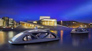 Trondheim første by med selvkjørende småferge – Oslo kan bli neste