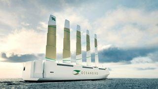 Rederier setter ny kurs: Skip skal bytte til nye drivstoff, sol og seil