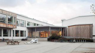 Norconsult julia grabe rehabilitering riving totalrenovering skole betong dagslys breeam miljø ombruk