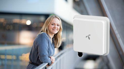 Telenor klar med 5G-bredbånd. Lover TV via 5G i 2021