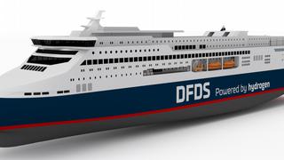 Planlegger danskebåt på hydrogen: Vil kreve de største brenselcellene imaritim sektor