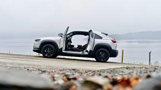 Test av Mazda MX-30: Sjelden har vi så sterke meninger om en elbil