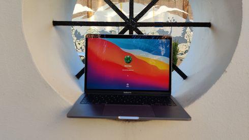 Vi har testet Macbook med den nye M1-chippen. Resultatet er fantastisk, men noe glipper