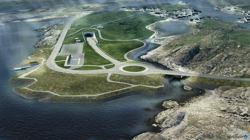 Rogfast innebærer kryssing av Boknafjorden og Kvitsøyfjorden med en 26,7 kilometer lang undersjøisk tunnel.
