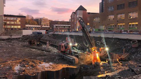 Frykter at 2021 blir rufsete for bygg og anlegg