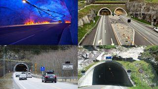 Norge er verdensmestre i lange tunneler. Her er lista over de aller lengste