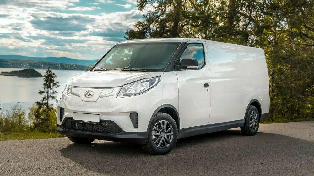 Etter Nissan er det den nye varebilen fra Maxus som har solgt best blant varebilene i Norge hittil i år. Dette skal angivelig være den første varebilen som er bygget fra bunnen som en elbil.