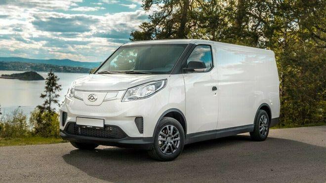 Maxus har allerede el-varebiler i salg i Norge. Nå kommer en ny modell.