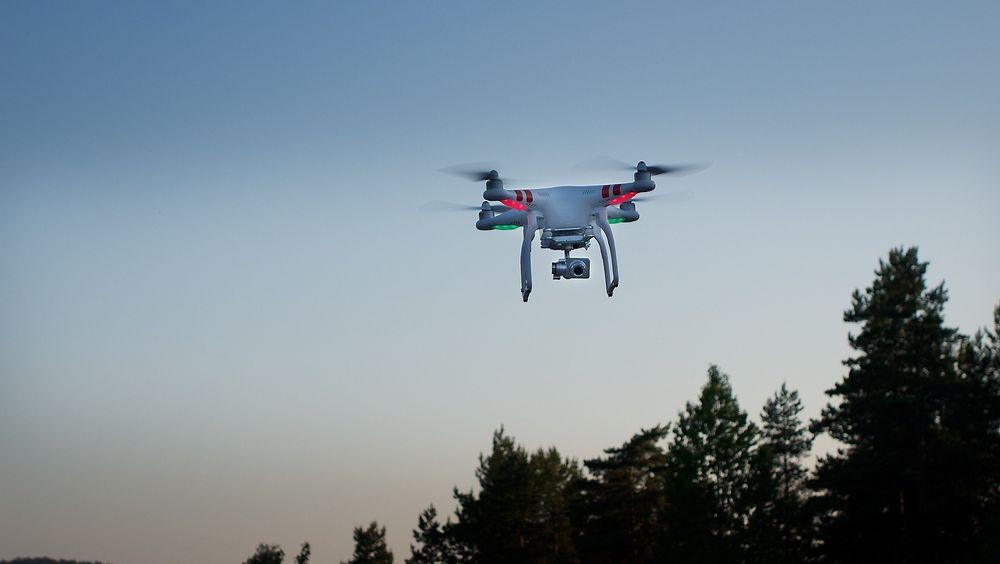 Ubemannet luftfart, eller drone, er et av områdene Fagavdelingen i Luftfartstilsynet har ansvar for.